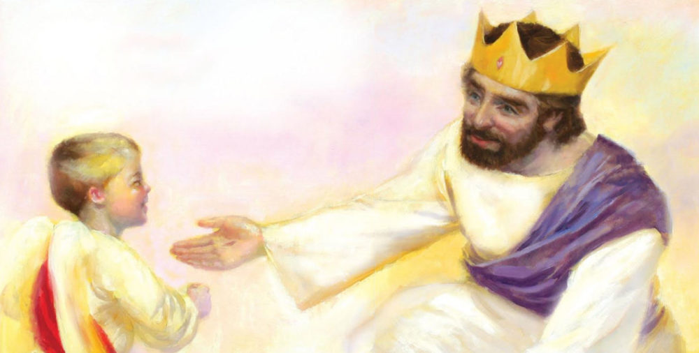 Cómo luce Jesús según Colton Burpo