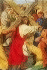 Misterios del Rosario - El camino del Calvario