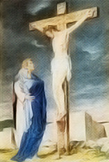 La crucifixión y muerte de nuestro Señor