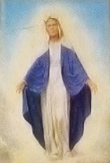 La coronación de la Santísima Virgen