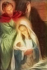 Misterios del Santo Rosario - El nacimiento de Jesús