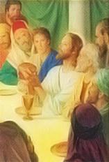 Misterios del Rosario - La Eucaristía