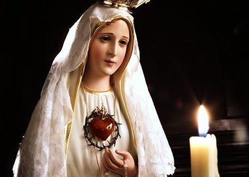 Las cinco oraciones de Fátima
