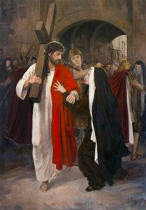 Corona de los siete dolores de la Virgen