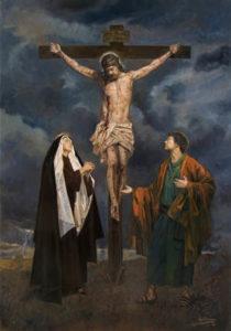 Corona de los siete dolores de nuestra Señora