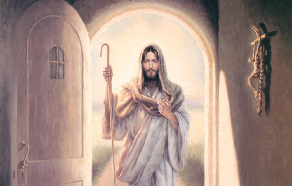Oración para bendecir la puerta de tu casa