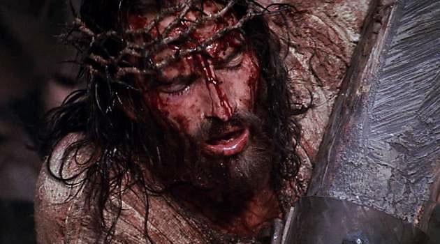 Así fue la amarga pasión de Cristo