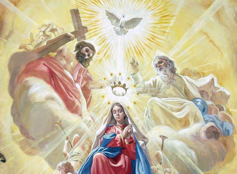 Devoción de las tres Ave María