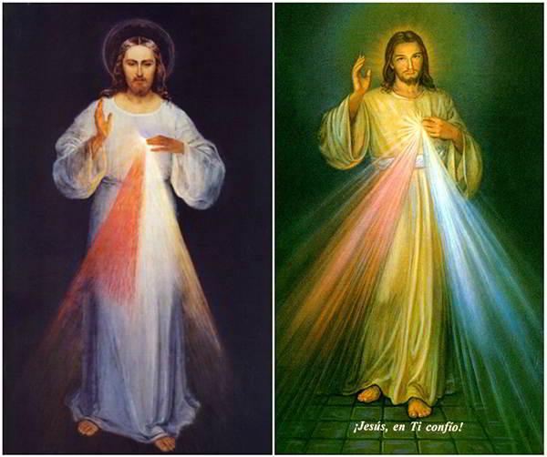 Cómo era Jesús según santa Faustina