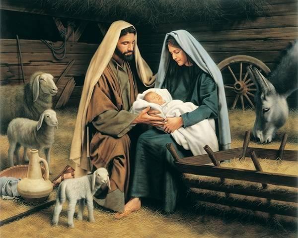 Febrero: La Sagrada Familia