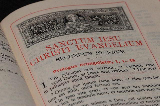 Vulgata Latina - Primera Biblia católica