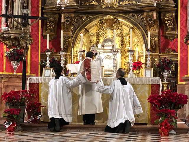 Qué son las misas gregorianas