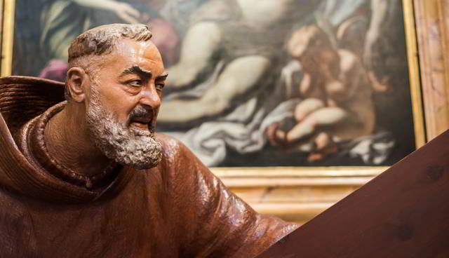Novena a san Pío de Pietrelcina
