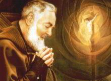 Rosario rezado por el padre Pío