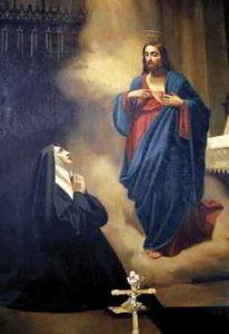 Santa Margarita y el Sagrado Coraz贸n de Jes煤s