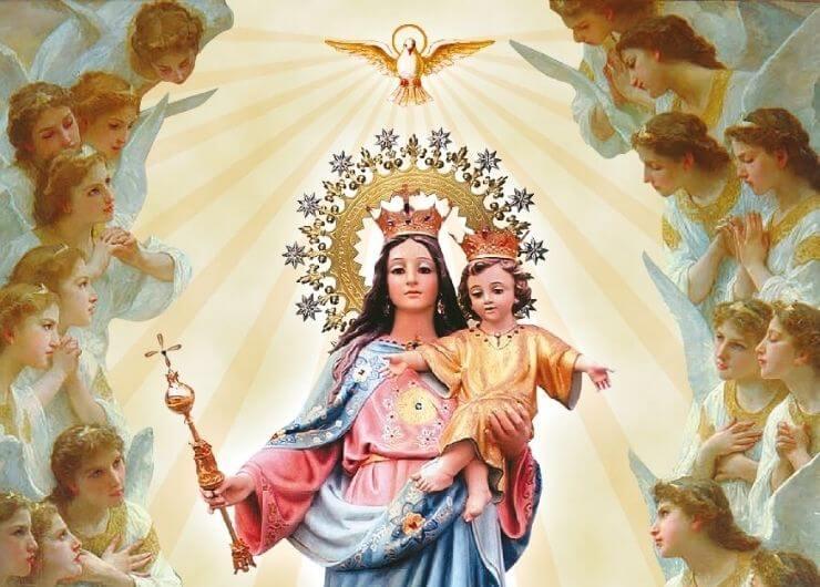 Novena a María Auxiliadora