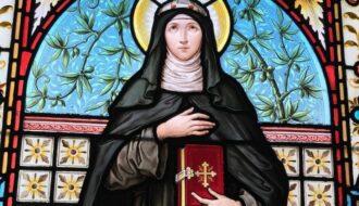 15 oraciones de santa Brígida