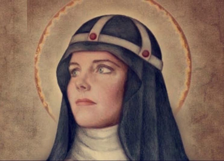 Oraciones de santa Brígida por 12 años