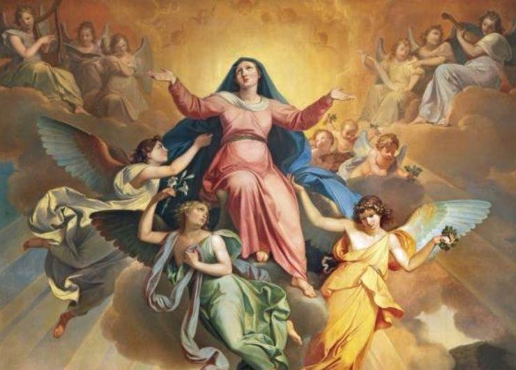 Novena a Nuestra Señora de la Asunción